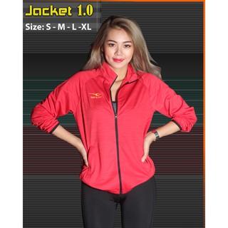 Áo Khoác Thể Thao Jacket Nam Nữ