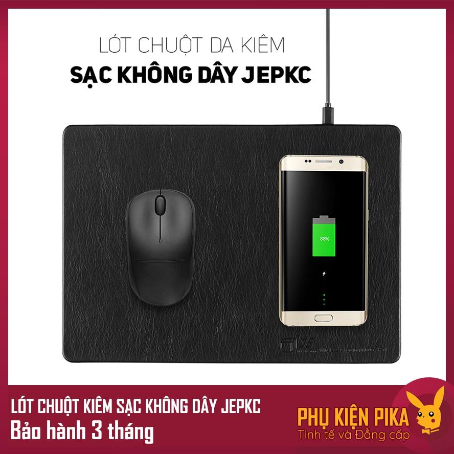 Bàn di chuột Game da nhân tạo kiêm sạc không dây JEPKC - 3335860 , 1043379409 , 322_1043379409 , 379000 , Ban-di-chuot-Game-da-nhan-tao-kiem-sac-khong-day-JEPKC-322_1043379409 , shopee.vn , Bàn di chuột Game da nhân tạo kiêm sạc không dây JEPKC