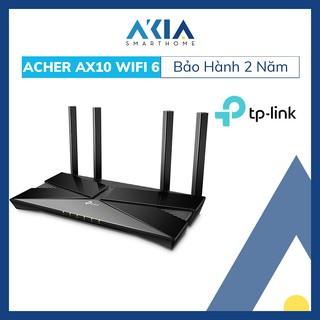 Bộ Phát Wifi 6 Băng Tần Kép AX1500 TP-Link Archer AX10 – Hàng Chính Hãng