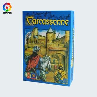 Trò chơi Carcassonne Board Game thumbnail