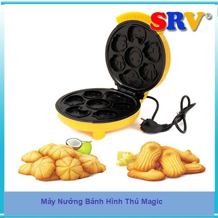 SP Máy Nướng Bánh Hình Thú Magic
