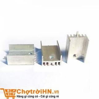 Tản nhiệt nhôm 78XX ( 21X15X10mm )