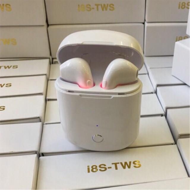Tai Nghe I9S không dây kết nối Bluetooth, lọc âm chống ồn