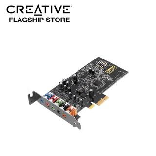 [Mã ELMALL300 giảm 7% đơn 500K] Bộ Giải Mã Âm Thanh Creative SoundCard Sound Blaster Audigy Fx - Hàng Chính Hãng