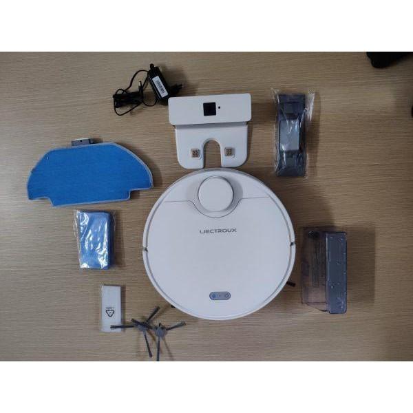 Robot hút bụi lau nhà cao cấp Liectroux ZK901, bảo hành 24 tháng
