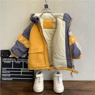 áo khoác trẻ em lót lông (hàng sẵn)