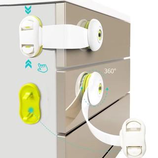 Khóa cửa tủ lạnh đa năng an toàn cho trẻ em