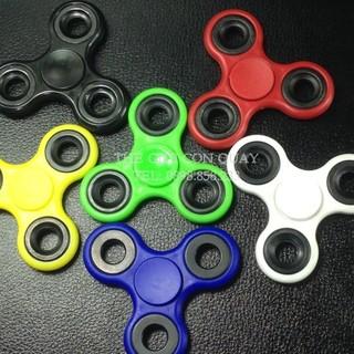 Spinner giảm stress con quay 3 cánh nhiều màu