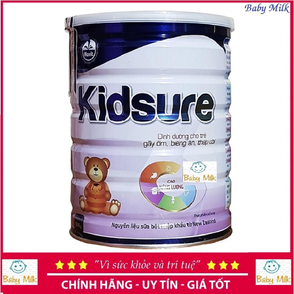Sữa bột Havit Kidsure (900g) date mới