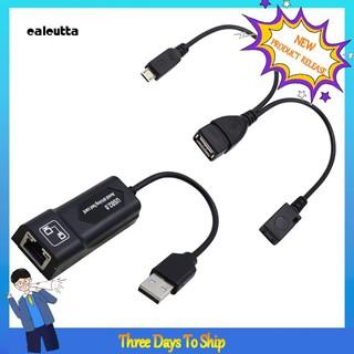 Cáp chuyển đổi USB 2.0 sang RJ45 dành cho Amazon Fire TV 3/Stick Gen 2