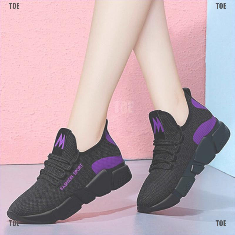 Giày Thể Thao Nữ Thoáng Khí Năng Động
