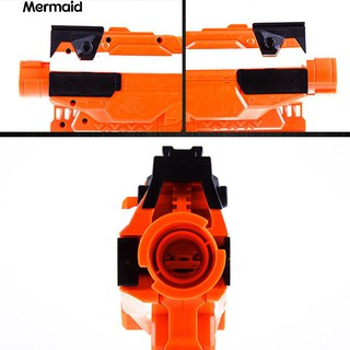 💖4Pcs Front and Side Rail Adapter Picatinny Base Set for Nerf Stryfe Toy Tool