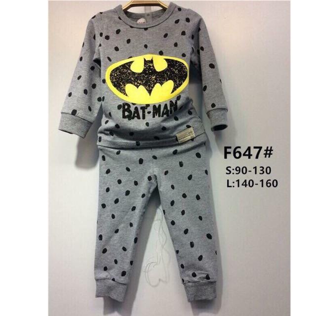 Bộ batman FQ quảng châu size nhí - 13662809 , 1401310117 , 322_1401310117 , 2976000 , Bo-batman-FQ-quang-chau-size-nhi-322_1401310117 , shopee.vn , Bộ batman FQ quảng châu size nhí