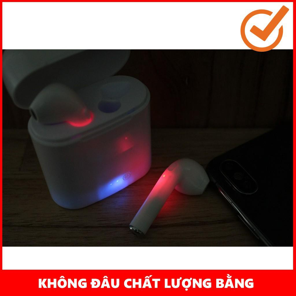 [HOT]  Tai nghe Bluetooth i7-S_siêu hot