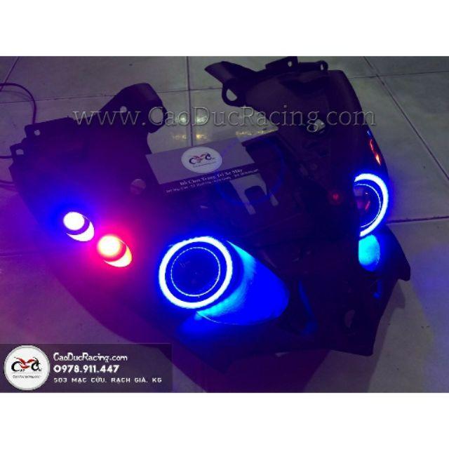 Mắt cú Exciter 135 màu xanh dương cao cấp bóng led cực sáng - 2780839 , 1045472293 , 322_1045472293 , 340000 , Mat-cu-Exciter-135-mau-xanh-duong-cao-cap-bong-led-cuc-sang-322_1045472293 , shopee.vn , Mắt cú Exciter 135 màu xanh dương cao cấp bóng led cực sáng