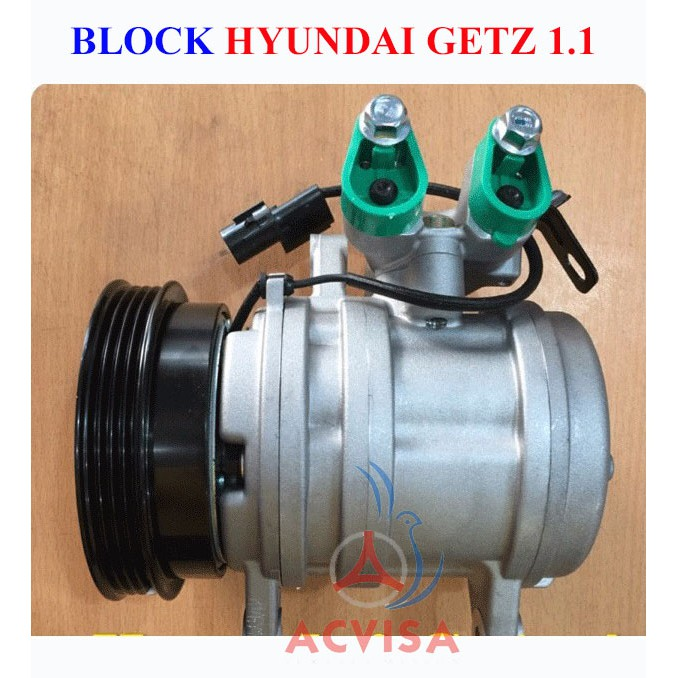 Block Hyundai Getz 1.1