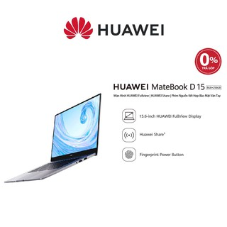 Laptop Huawei Matebook D 15 (8GB/256GB)