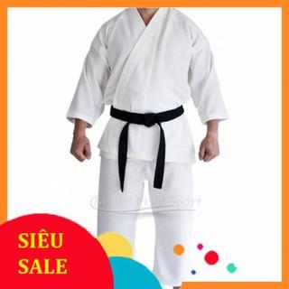 [Siêu Sale]- Bộ võ phục Karatedo tốt nhất cho người lớn trẻ em
