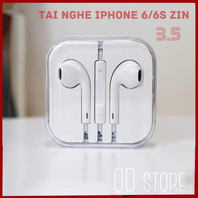 Tai nghe IPHONE 6/6s zin 💕Freeship💕 - chính hãng - đổi mới 6 tháng