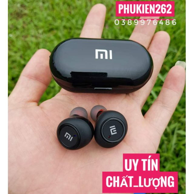 Tai Nghe Bluetooth Redmi2 True Wireless 5.0 SIÊU BASS