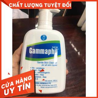 [CHÍNH HÀNG]Sữa rửa mặt Gamaphil 500ml cho da nhạy cảm, da mụn thumbnail