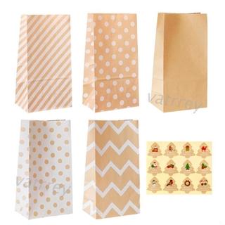 Set 30 Túi Đựng Bánh Kẹo Phong Cách Giáng Sinh Độc Đáo