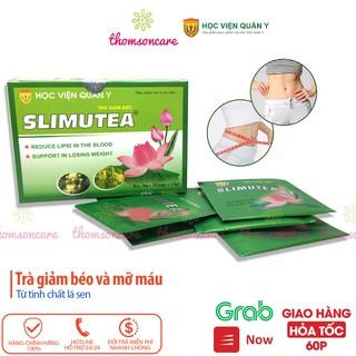 Trà giảm cân Slimutea - Chính hãng Học viên quân y chính hãng thumbnail
