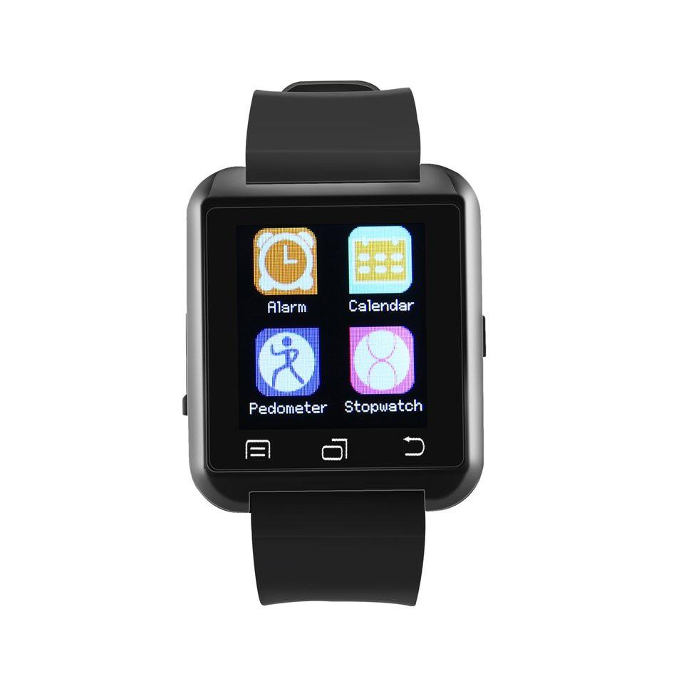 Đồng Hồ Thông Minh Bluetooth Có Khe Cắm Thẻ Camera