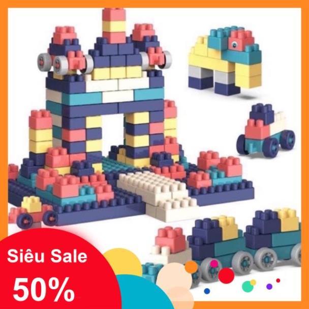 Bộ đồ chơi lego 520 chị tiết cho trẻ