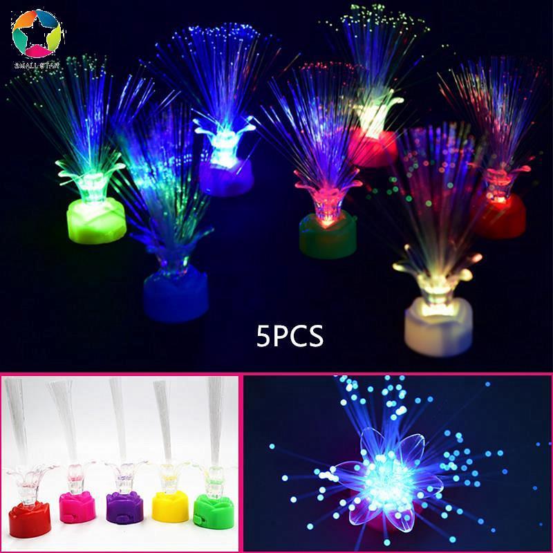 SAML LED Light Toy Fiber Lamp 10cm Party Decoration Wedding Ornaments House Decoration Fashion Newest