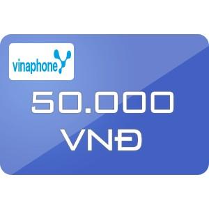 Nạp trực tiếp Vinaphone 50k
