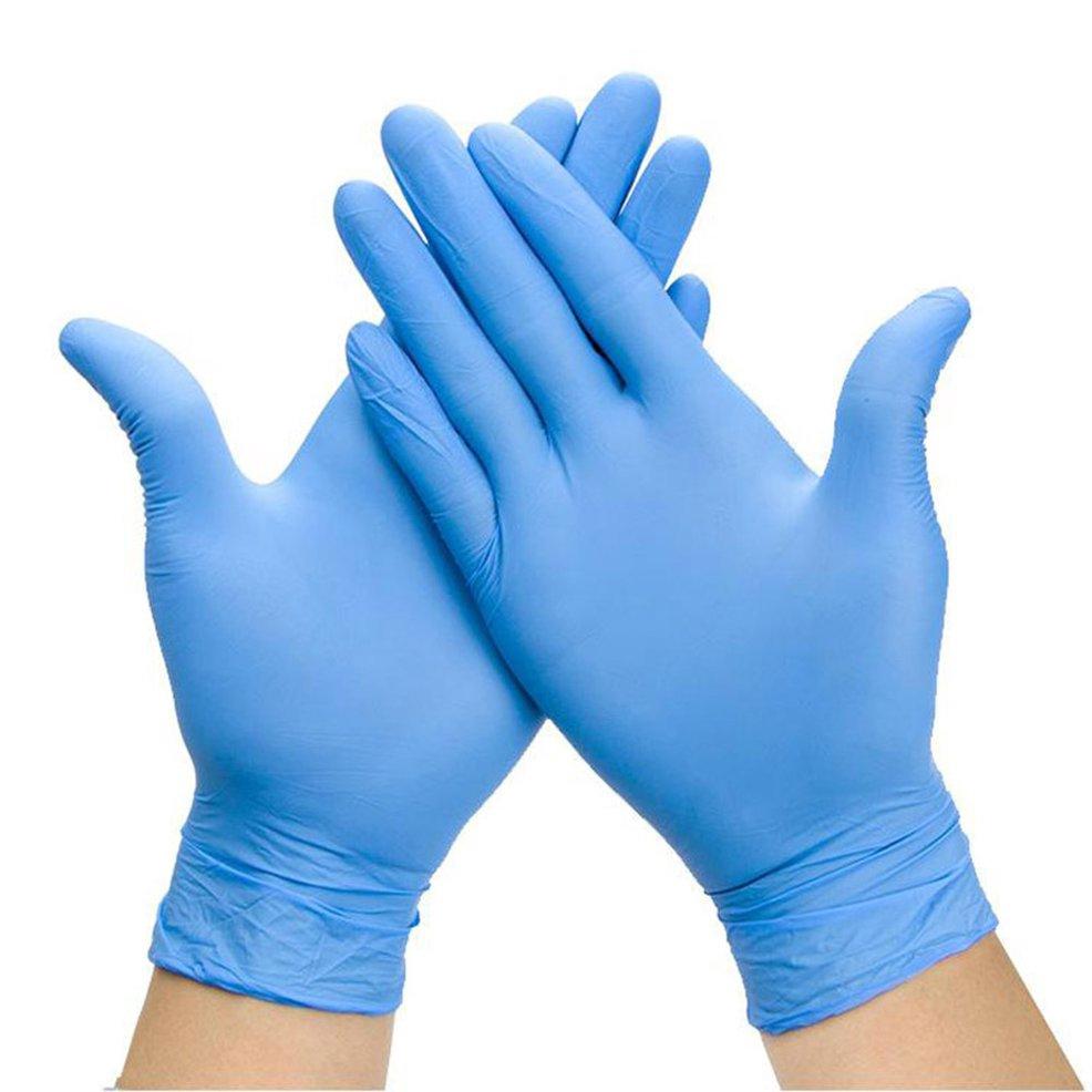 Găng tay cao su 9inch dùng 1 lần tiện dụng