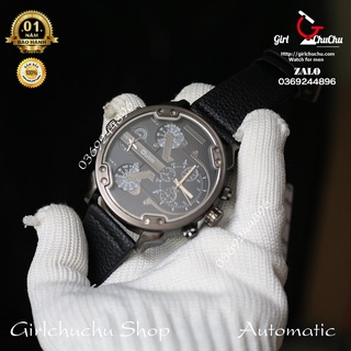 Đồng hồ nam Oulm với kiểu dáng thể thao nam tinh, phong cách trẻ trung, toàn thân làm từ thép không gỉ cực bền bỉ thumbnail