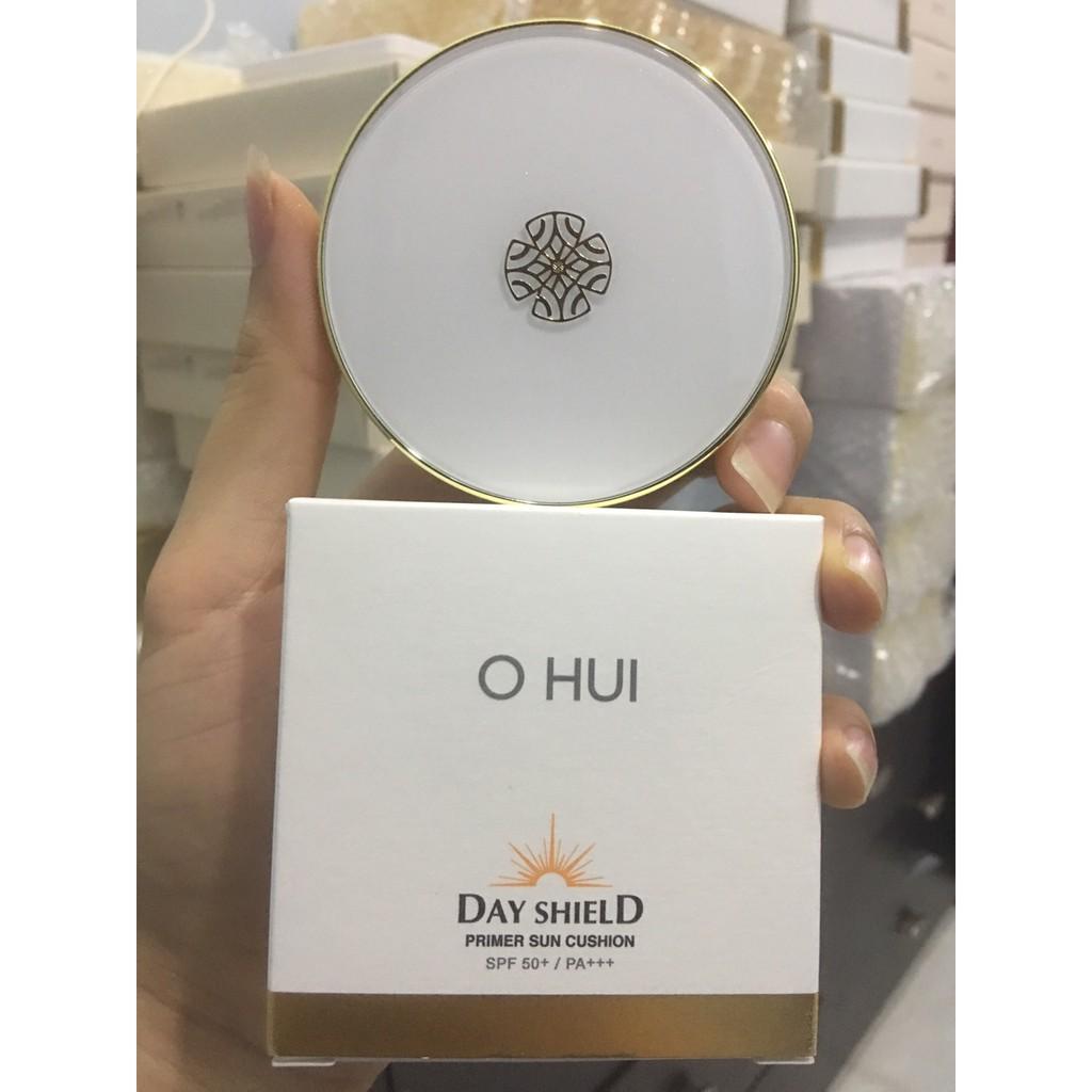 hộp lẻ Phấn KEM CHỐNG NẮNG Day shield Primer Sun Cushion sản phẩm mới ra mắt của Ohui 2018 - 2676061 , 1304671977 , 322_1304671977 , 400000 , hop-le-Phan-KEM-CHONG-NANG-Day-shield-Primer-Sun-Cushion-san-pham-moi-ra-mat-cua-Ohui-2018-322_1304671977 , shopee.vn , hộp lẻ Phấn KEM CHỐNG NẮNG Day shield Primer Sun Cushion sản phẩm mới ra mắt của