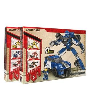Combo 173 chi tiết LEGO Transformer Robot đại chiến (XH2000)