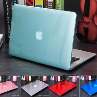 Ốp trong suốt cho Apple Mac MacBook Air New Pro 13 15 inch