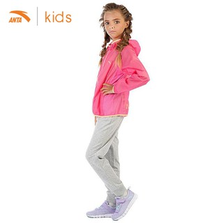 Áo khoác Jacket bé gái Anta Kids Running W36725601-4 thumbnail