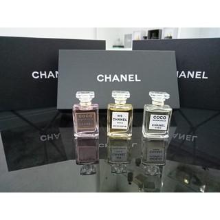 Bộ nước hoa mini Set mini CHANNEL 3 Chai siêu xinh thumbnail
