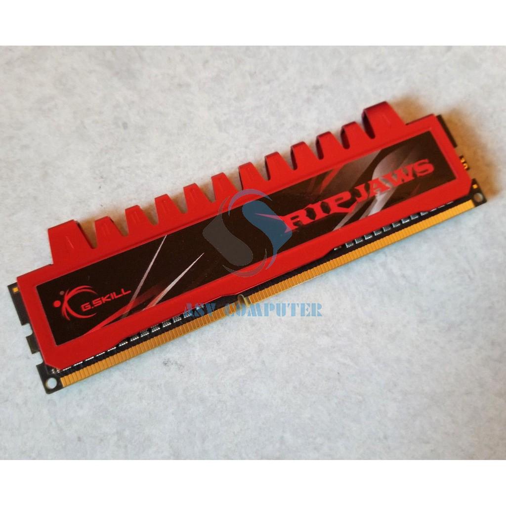 Bộ nhớ RAM DDR3 GSkill 4GB (1600) Ripjaws