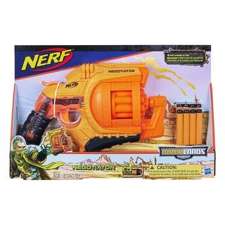 Đồ Chơi Nerf Doomlands 2169 Negotiator Blaster cò màu cam USA