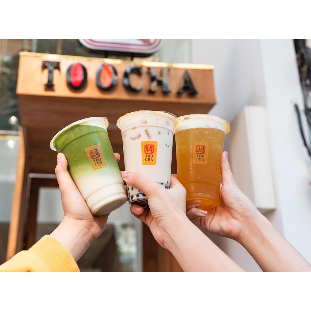 Toàn Quốc [E-Voucher] Giảm 100.000đ Cho Toàn menu Đồ Uống Tại TooCha