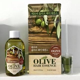 Dầu dưỡng tóc Olive Hair Essence Ecosy 80ml thumbnail