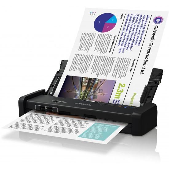 Máy quét Epson DS-310 Giá chỉ 8.200.000₫