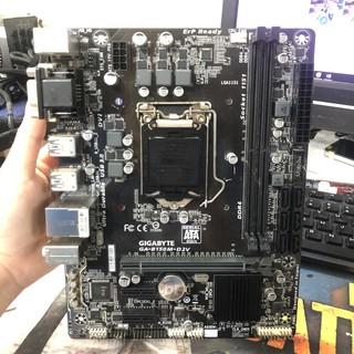 Main máy tính B150, giga b150m-d2v, msi b150m gaming 3, giga b150m-d3h, colorful b150m-d, main socket 1151 V1 thumbnail
