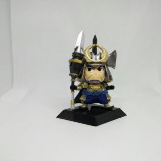 Figure warriors samurai tokugawa ieyasu