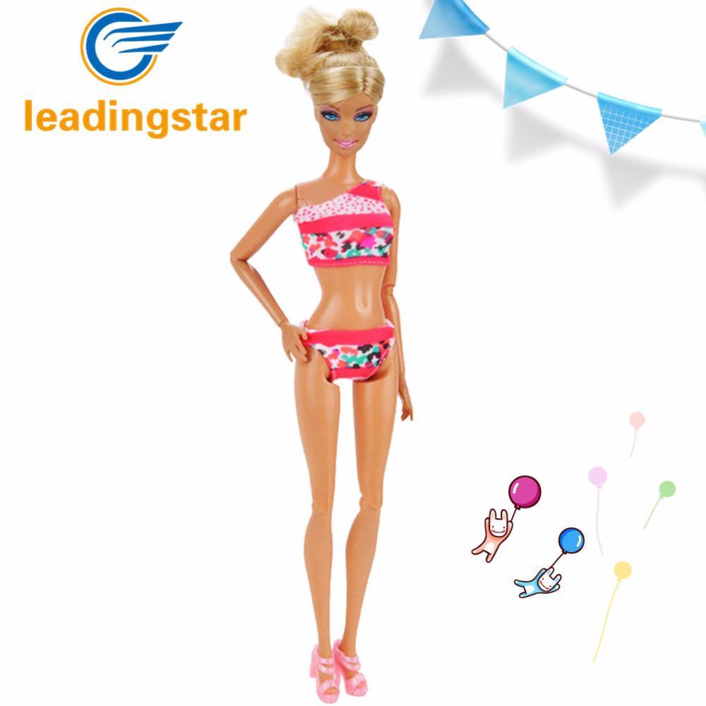 5pcs Princess Seaside Beach Sexy Swimsuit Bikini Set for 29cm dolls