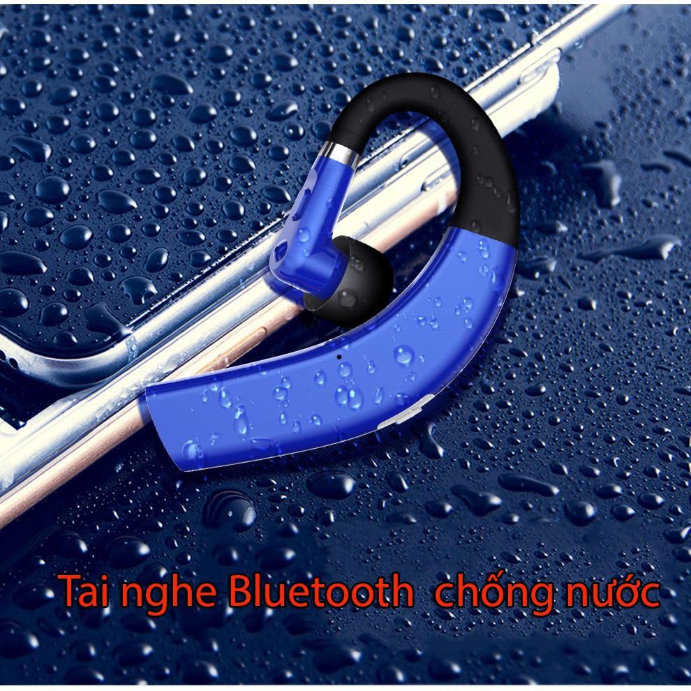 Tai nghe Bluetooth không dây M11 stereo, Tai nghe treo tai 5.0, Tai nghe Bluetooth thể thao
