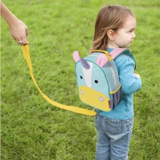 Cặp balo cho bé có dây móc cầm tránh lạc