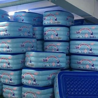 Bể bơi phao cỡ lớn chính hãng YOYO KT 250*165*60CM (tặng kèm bơm điện)