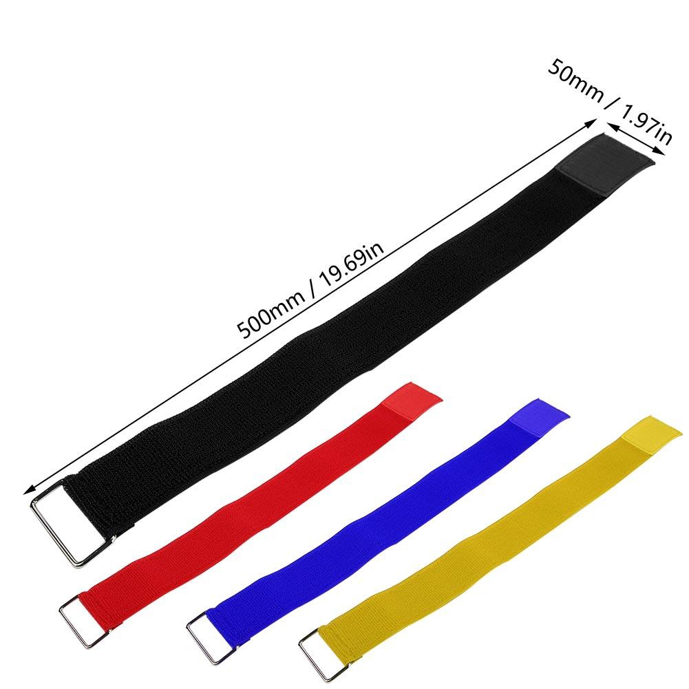 Justgogo Kids Team Group Sports Game Funny 3 Legged Race Bands Outdoor Game Walker Tie for Kids Adults Rope Strap...
